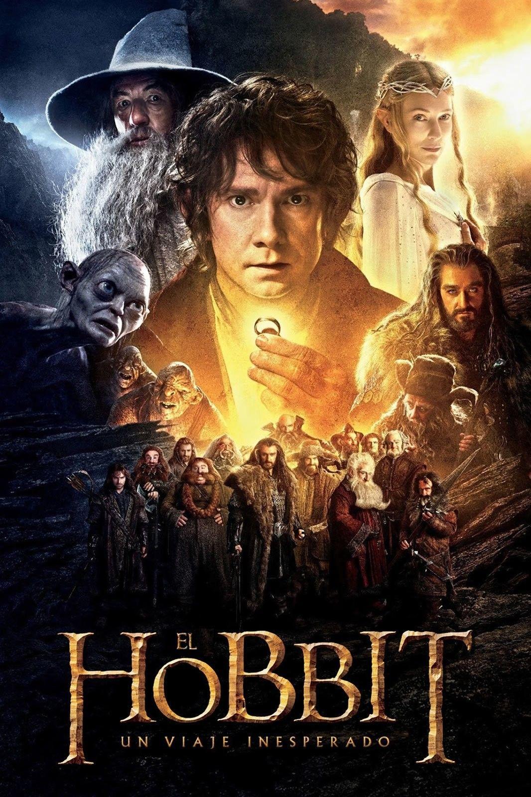 Ver El Hobbit Un Viaje Inesperado Online Gratis 2012 Hd Pelicula Completa Espanol Hobbit An Unexpected Journey Hobbit Poster The Hobbit Movies