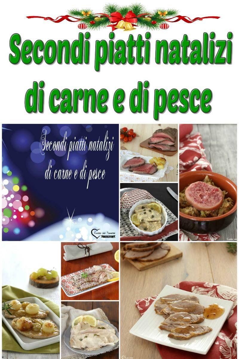Secondi Piatti Natalizi Di Carne E Di Pesce Le Ricette Di Cucino