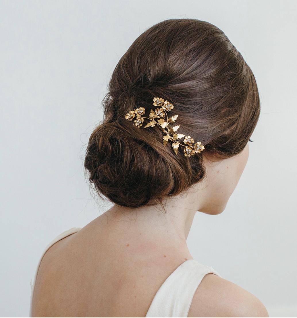 tiara/hair accessory | jennifer behr | aveline comb in 2019