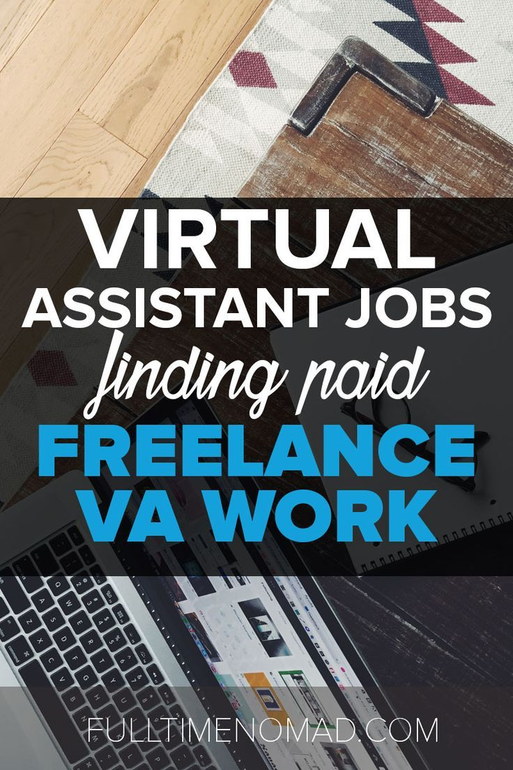 Virtual Assistant Jobs 20 Sites for Finding Freelance