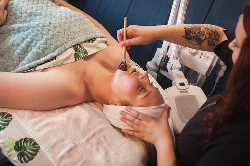 Photo of Green Tea Esthetics – Skincare, facials, CBD, waxing – Green Tea Esthetics – Fac…