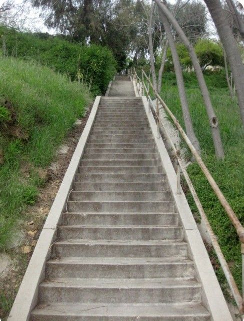 From Secret Stairs LA: ...Staircases Lace The Hillsides Of Certain L.A.  Neighborhoods, And Are Historical Reminders Of A Time When This Was Not A  City Of ...