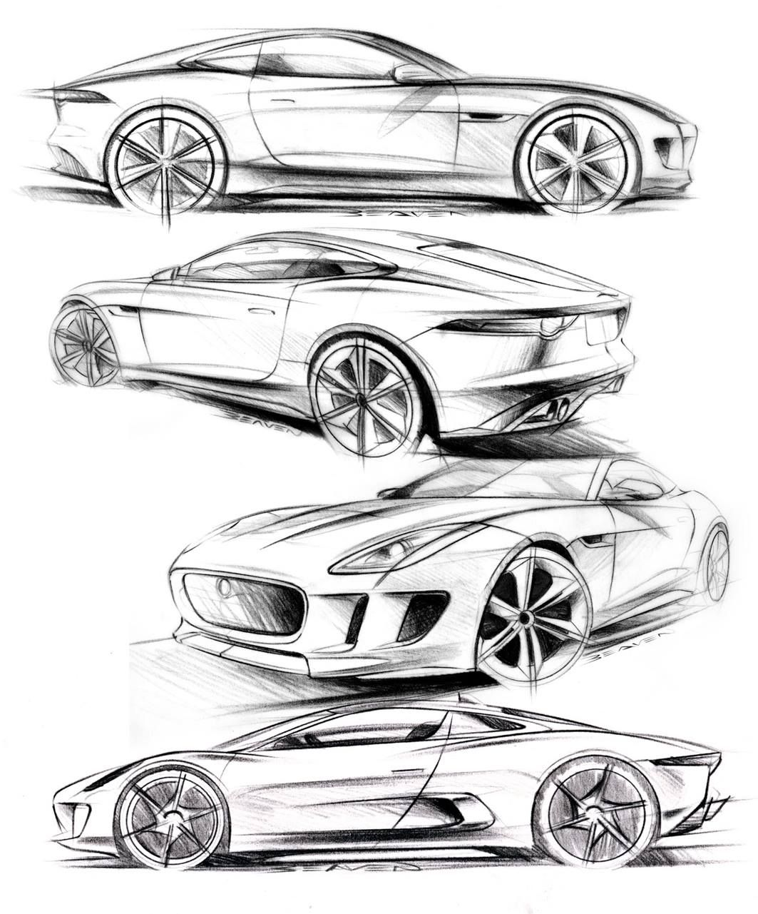 Pin von Nicci Mayer auf sketches | Pinterest | Auto Zeichnungen ...