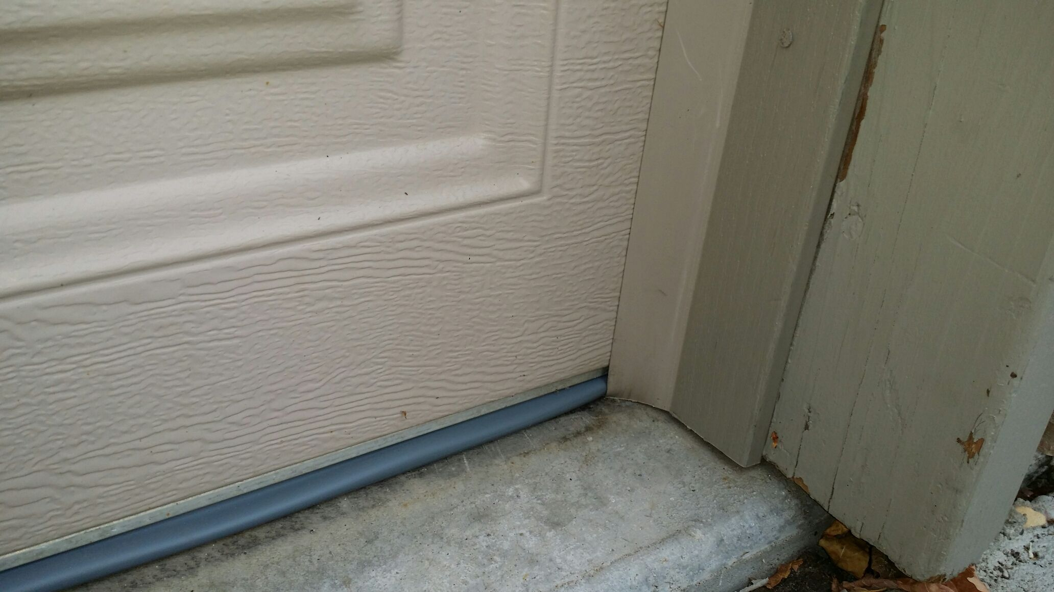 Replace Garage Door Trim And Bottom Seal Near Th St W, Apple Valley, MN