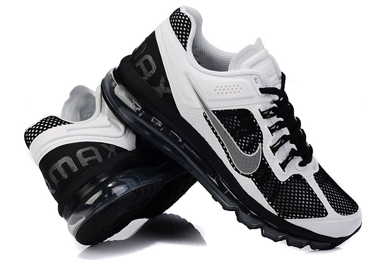 air max 2013 black and white