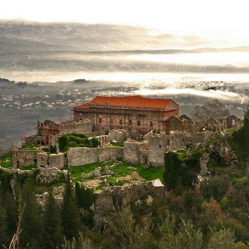 Grecia - Mistras
