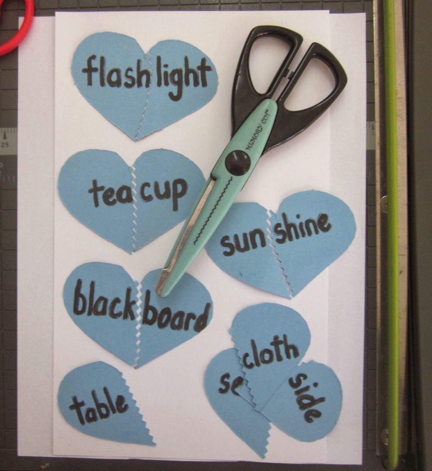 Valentine S Day Compound Words