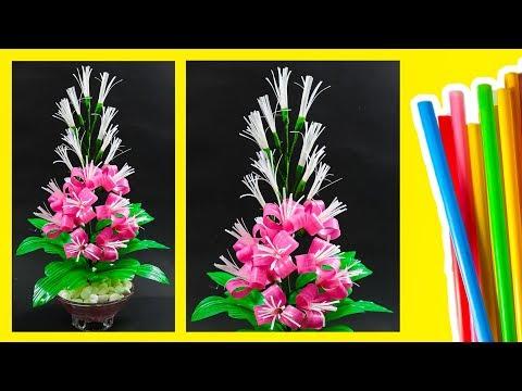 Pin Di Blumen Aus Plastik Diy