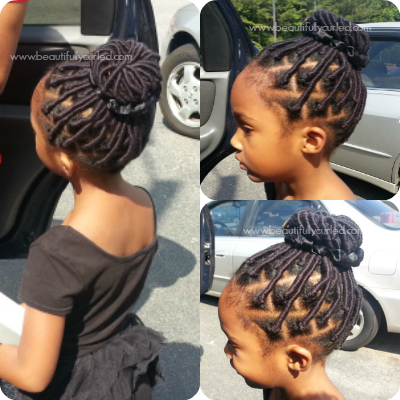 I Wanted To Keep Z S Hair In Low Maintenance As We Enjoy The Rest Of The Summer Before She Finally Natural Hair Styles Kids Hairstyles Kids Braided Hairstyles