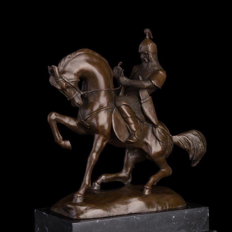 Top-Quality-font-b-Bronze-b-font-Sculpture-Roman-font-b-warriors-b-font-statues-font.