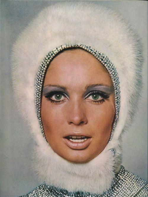 Photo by David Bailey, Vogue UK, 1965