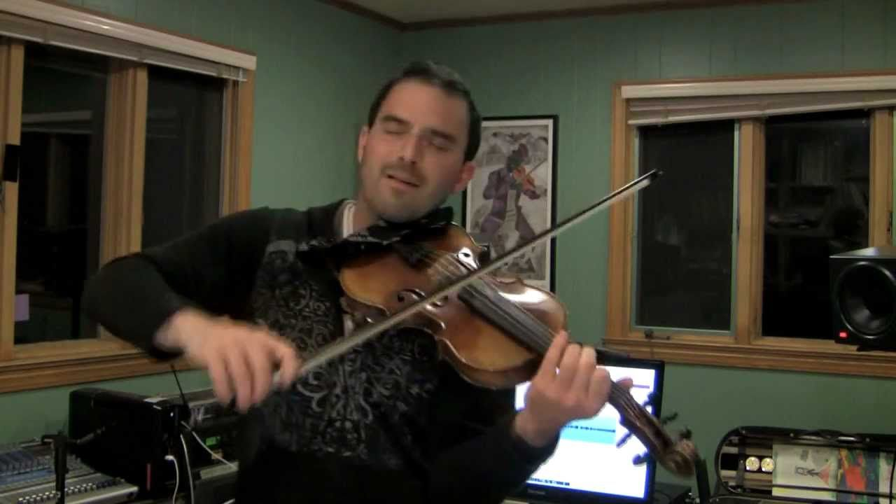 Dont stop believin journey violin cover adam