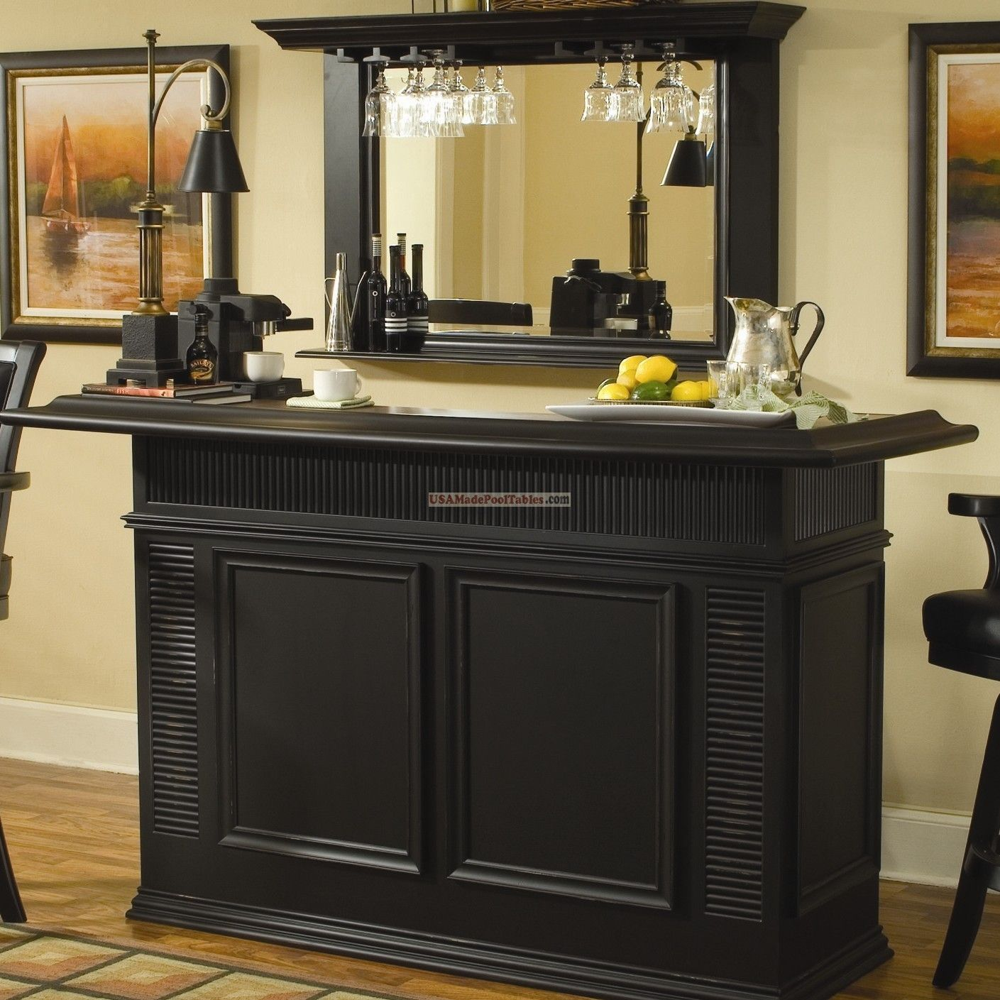 Wood Home Bar Furniture: Let Us Talk A Liitle Bit About Building A Wooden Bar In