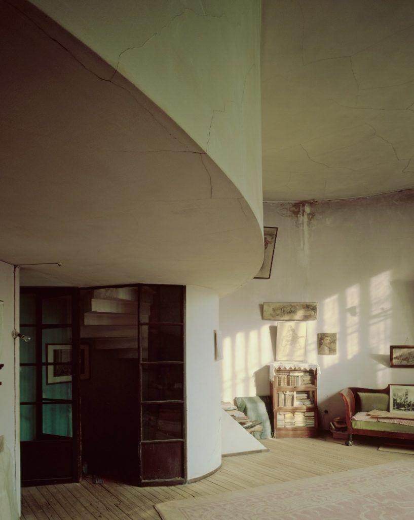 Melnikov House - Data, Photos & Plans   Interior ...