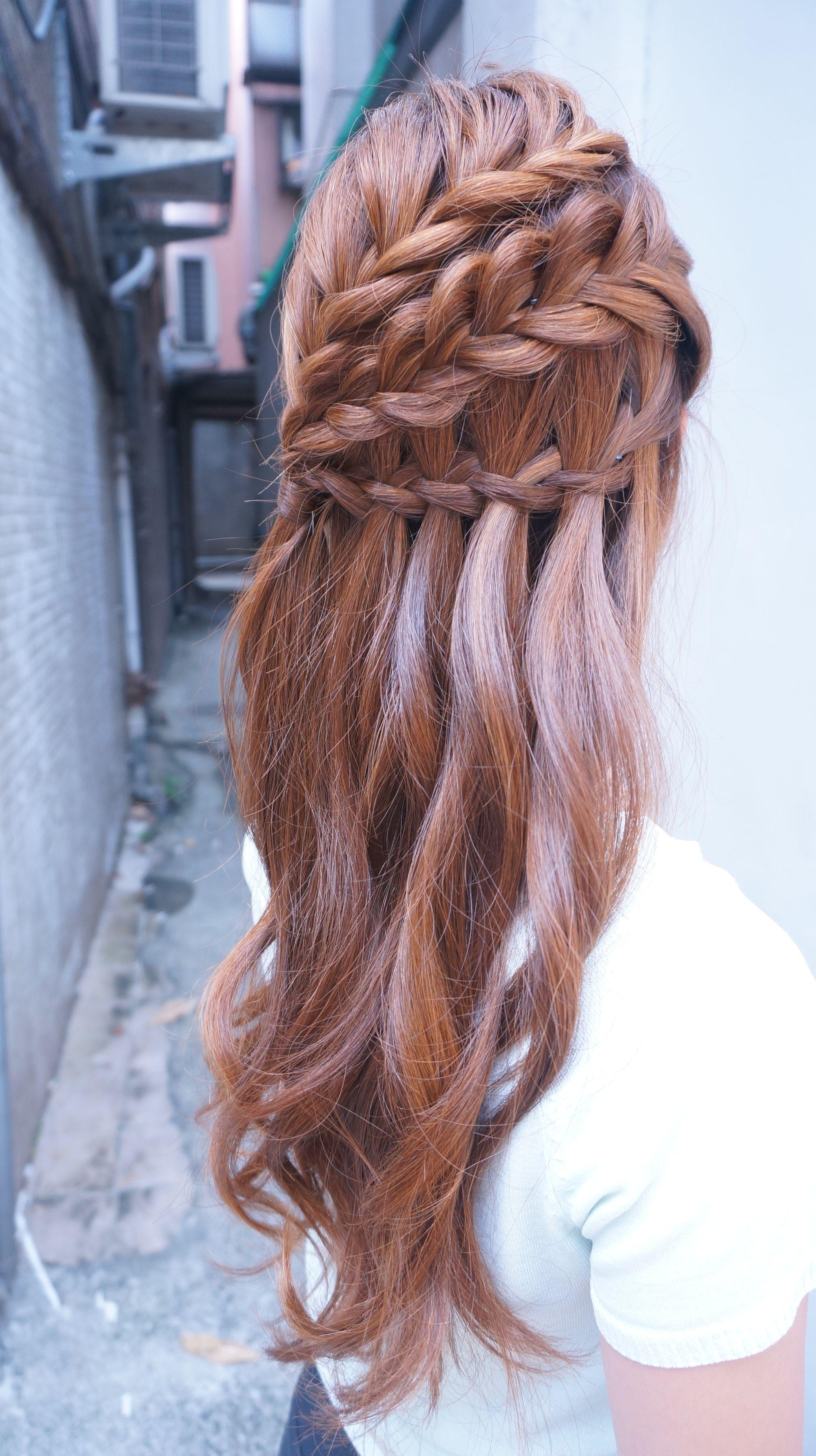Ruler hair dressing japan makoto ishii braids pinterest hair