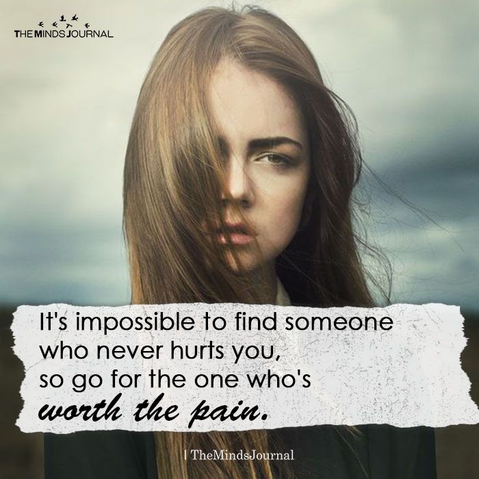 It's Impossible To Find Someone