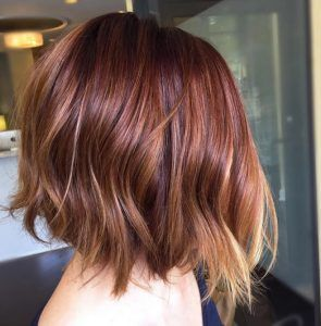 43 Short Hairstyles You'll Be Obsessed With | Blended root ...