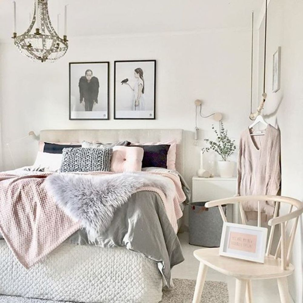 Scandinavian Bedrooms 46 modern and stylist scandinavian bedroom decor | scandinavian