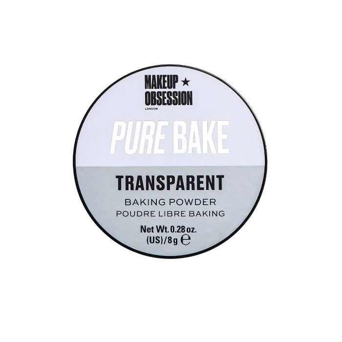 Makeup Obsession Pure Bake Baking Powder Transparent 0