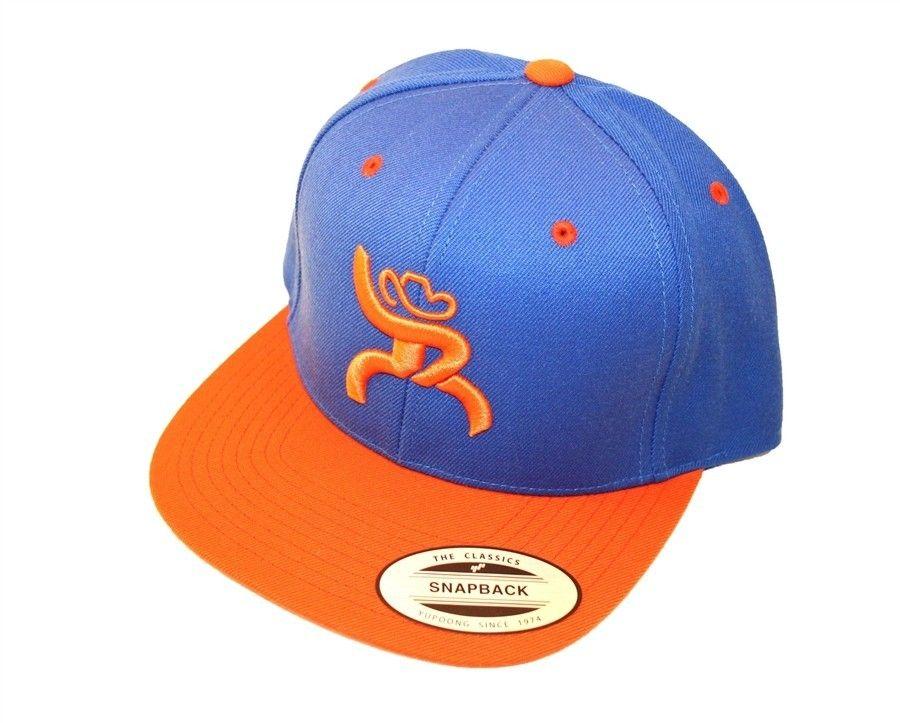 factory price 774c6 3ee56 HOOey® Men s Roughy Rebel Blue  amp  Orange Hooey Hats, Western Boots,  Western