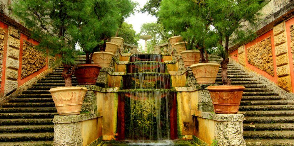 Japanese Gardens Miami Beach | ... Vizcaya Coral Castle U0026 Redland Morikami  Museum U0026