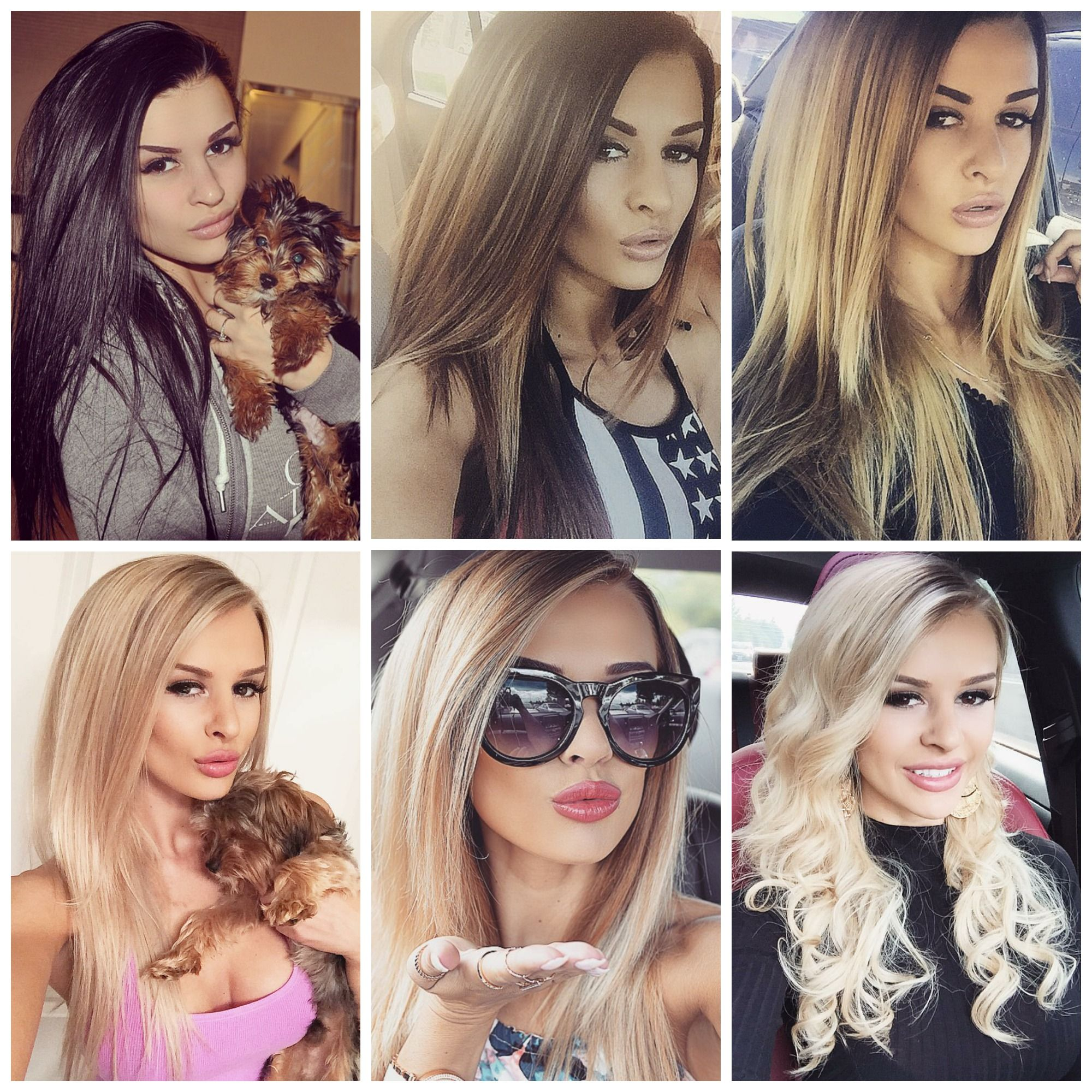 How To Go Blonde The Healthy Way Blonde Brunette To Blonde