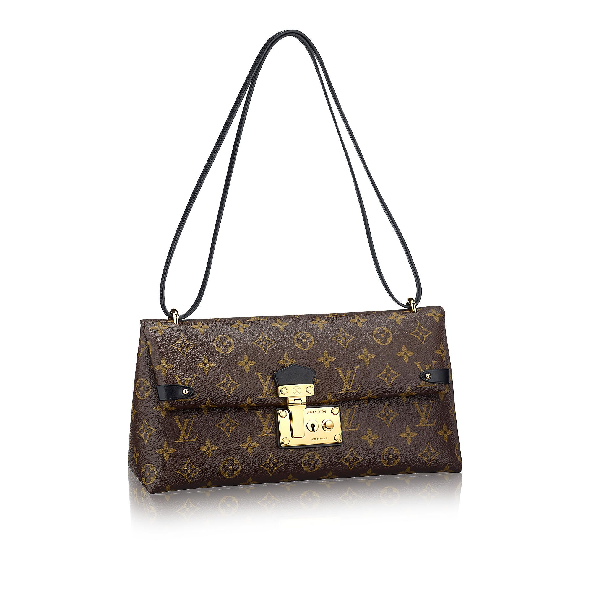 9fa40db582 Louis Vuitton Sac Triangle PM- last one on display at the Beverly Center.  Had to place a special order for mine!!