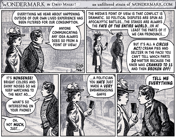 #1240; We Have Always Been At War With Ourselves http://bit.ly/29Yq79v