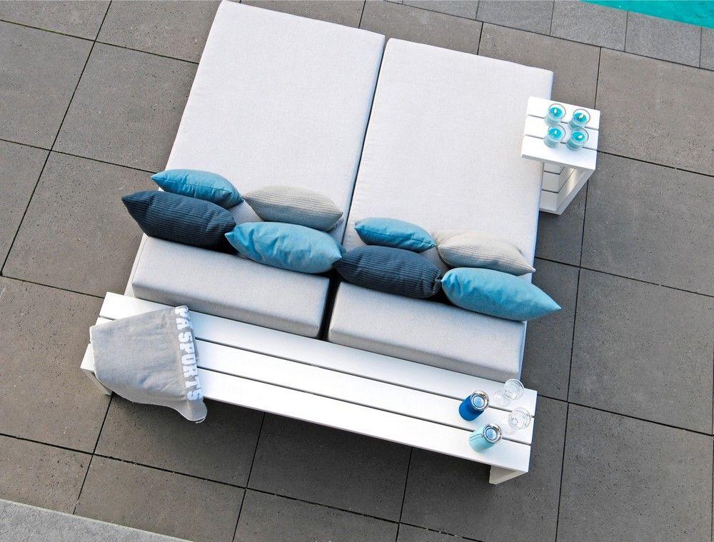 Design lounge tuinmeubelen borek samos aluminium terras meubelen