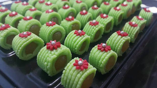 Pin Di Recipes Kuih Raya