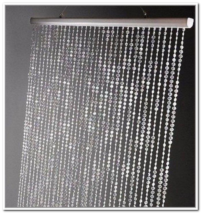 White Beaded Door Curtains Beaded Door Curtains Curtains