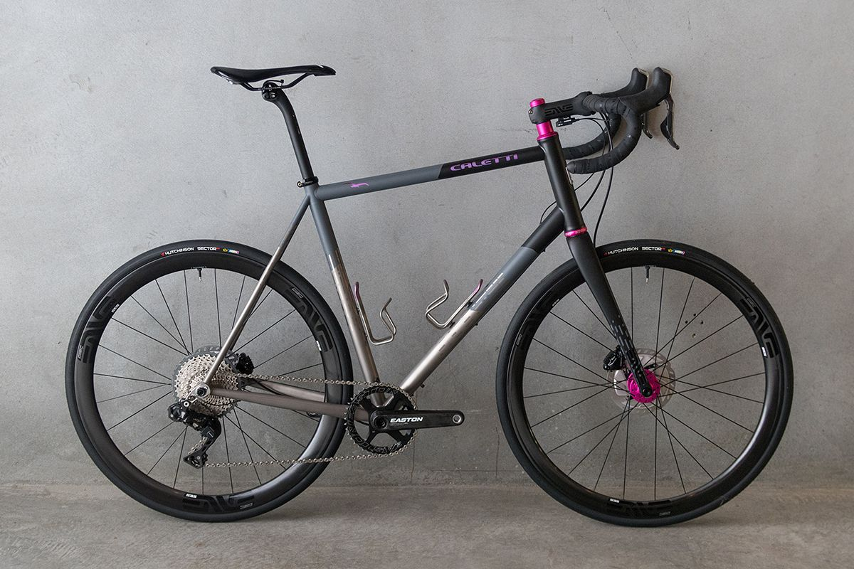 Punched In The Hills Caletti Cycles Adv Road Bike