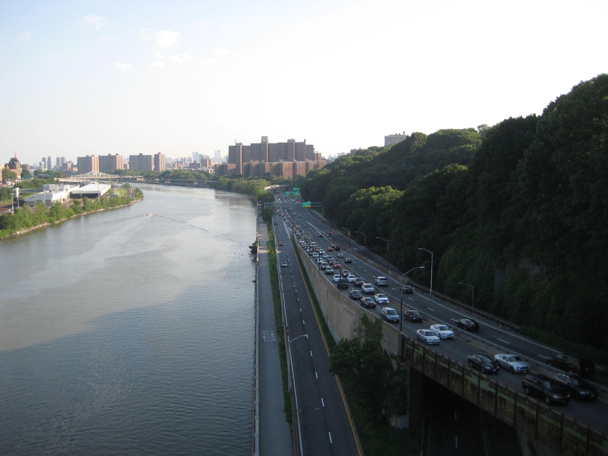 Harlem River and High Bridge Park