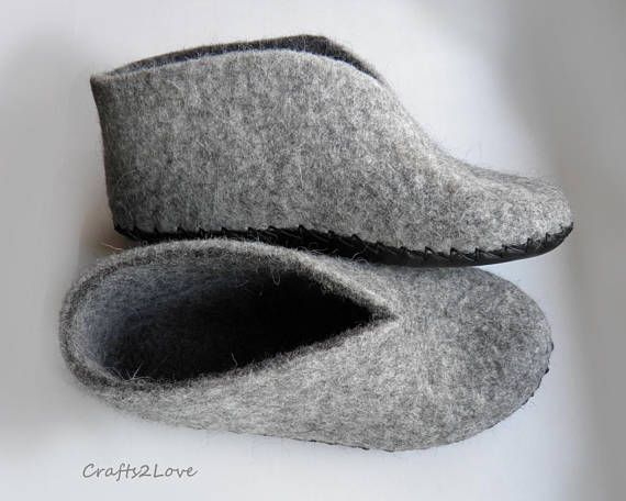 slippers boots for womens Wool