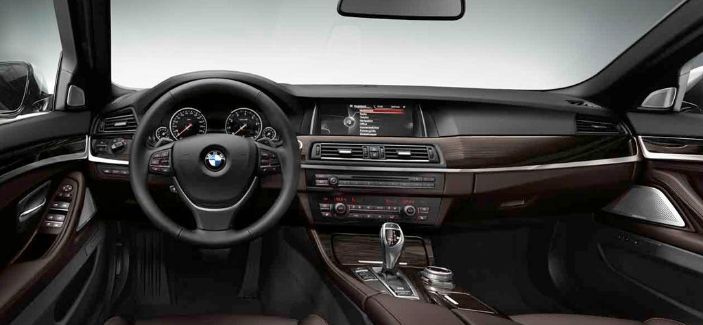 535i Sedan With Exclusive Nappa Leather Interior Mocha With