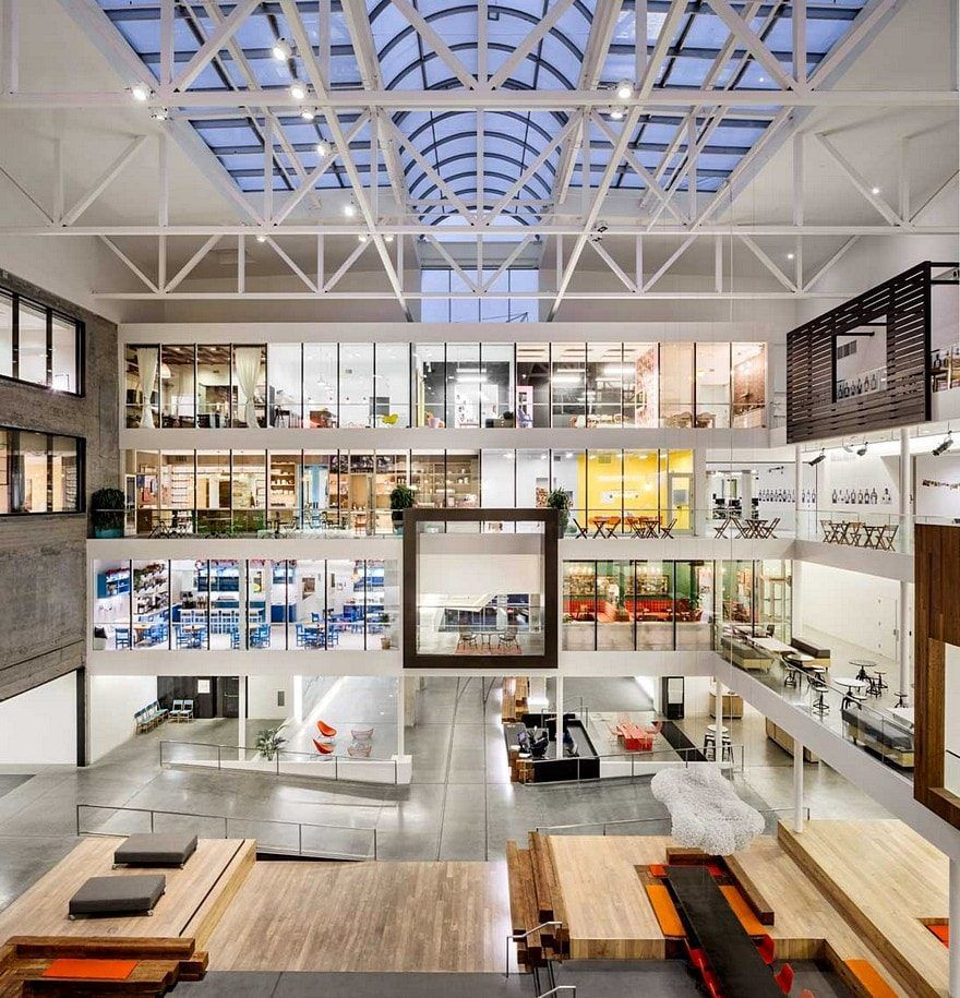 airbnb office. Airbnb Headquarters In San Francisco / WRNS Studio Office C