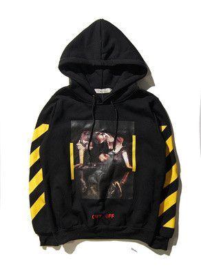 f69a0c707c79 Off White C O Virgil Abloh Pyrex Vision S S religion Sweatshirts hoodie  pullover clothing hip hop brand men women sweatshirt