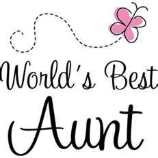 best aunt pink butter Women's Light T-Shirt