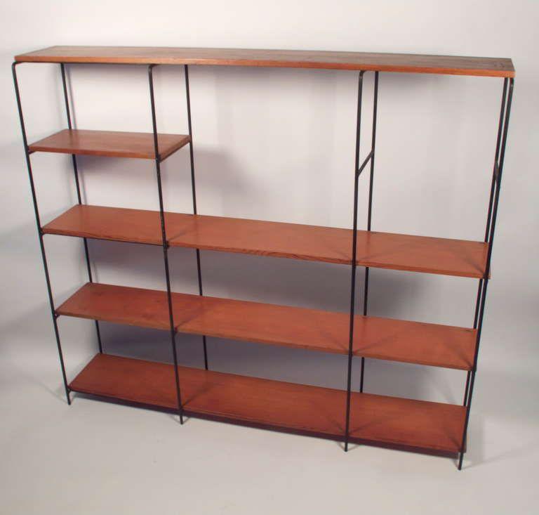 Muriel Coleman Iron Wall Shelf