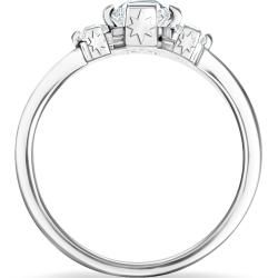 Photo of Thomas Sabo Ring Weiße Steine grau