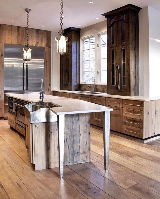 Cocinas modernas 2017 + de 100 fotos de diseños e ideas de ...