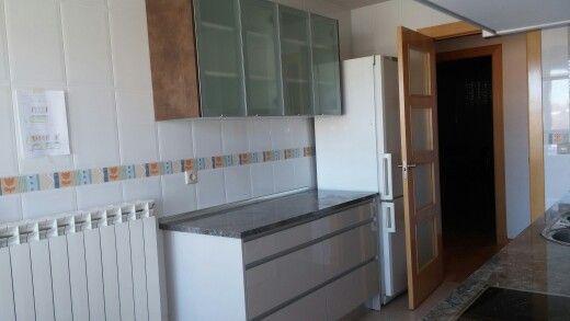Muebles bajos con cajones extracción total en acabado luxe alto ...