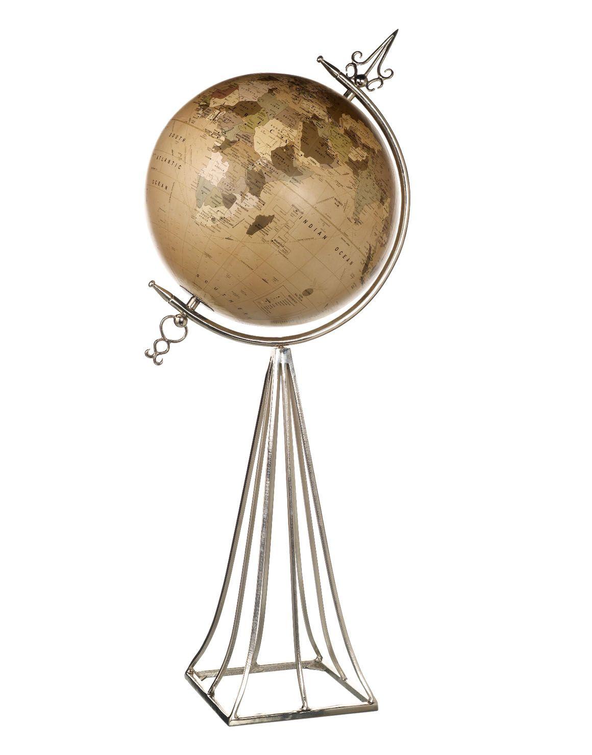 idea for globe stand