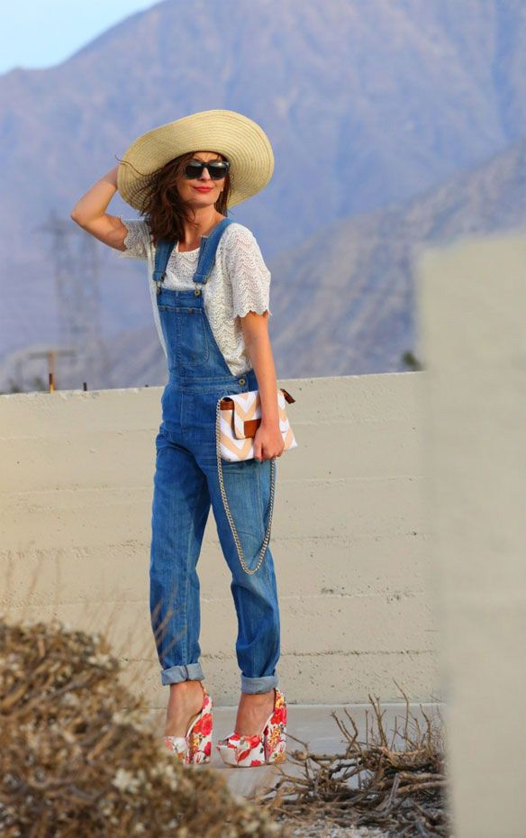 how to wear overalls  fun way to wear overalls  #overalls #womensoveralls