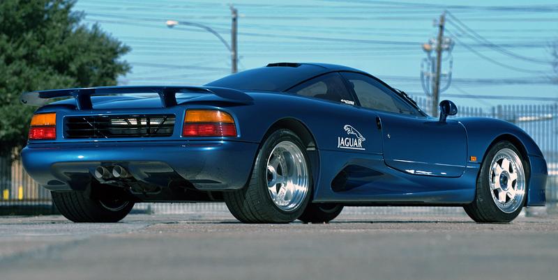 Jaguar XJR-15 - 1990   Ягуар, Классические автомобили ...