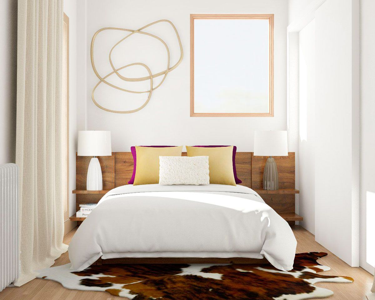 Small Space Ideas Simple Ways To Maximize A Small Bedroom Small Bedroom Tiny Bedroom Design Small Room Design