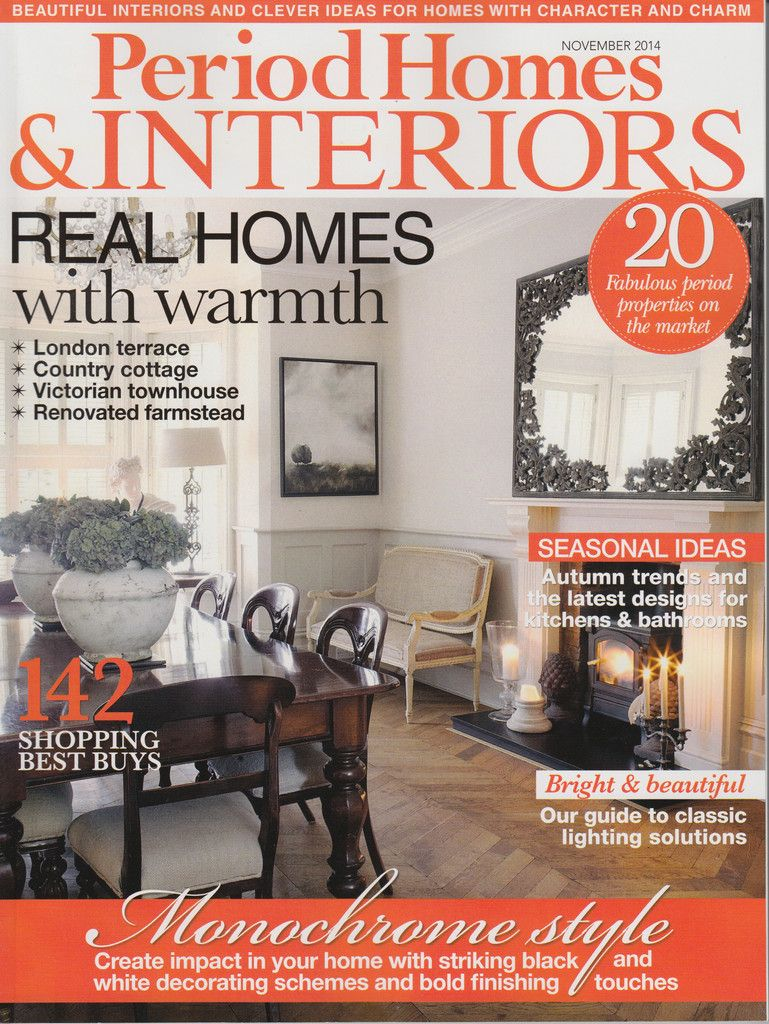 Period Homes U0026 Interiors Magazine Features Our Collaboration With Content  By Conran