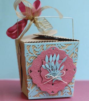 how to make a fancy gift box
