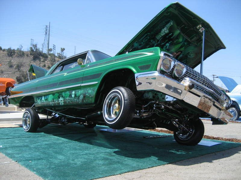Always Dreamed Of An Impala On Hydraulics Cars I Would Drive - Cool cars hydraulic