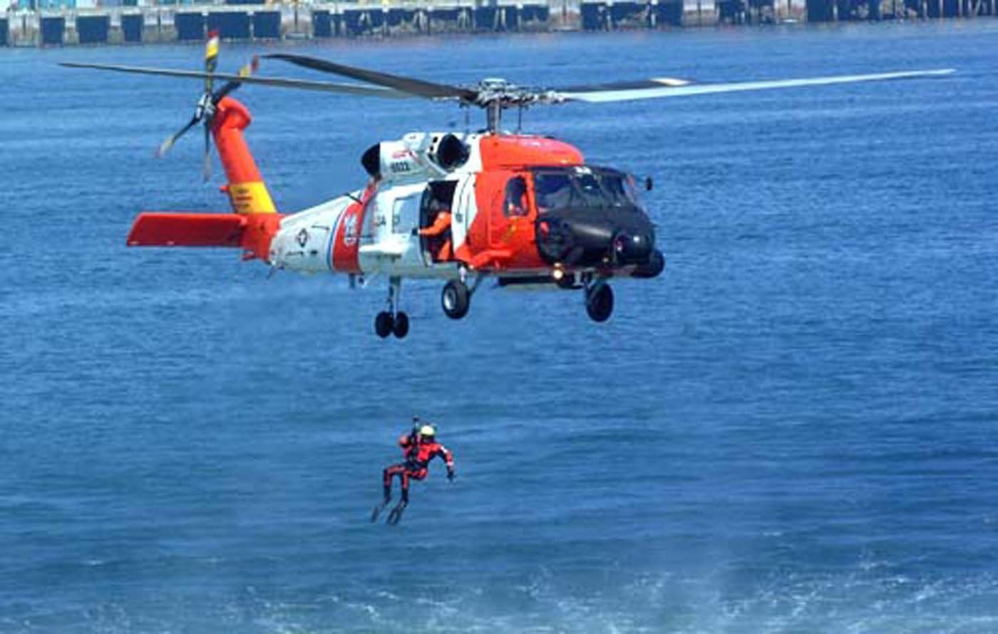 U.S. Coast Guard Diving Program Information